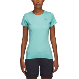 PYUA Swift 2.0 S T-Shirt Women bermuda/deep green